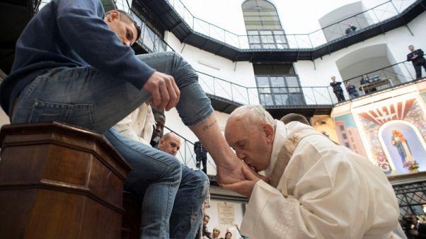 البابا فرنسيس: عقوبة الإعدام غير إنسانية ولا علاقة لها بالمسيحية