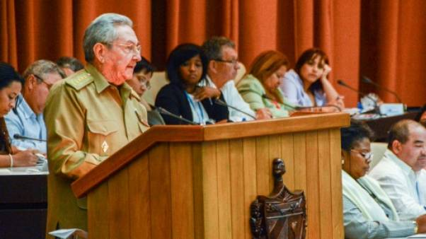 Cuba: Raul Castro passera le témoin en avril 2018