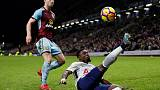 Kane hits another hat-trick as Spurs cruise past Burnley