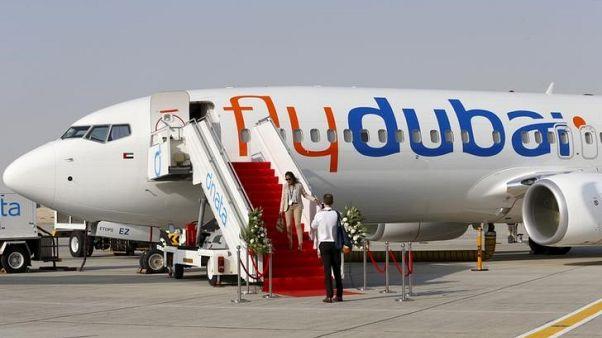 بوينج تؤكد طلبية من فلاي دبي لشراء 175 طائرة بقيمة 27 مليار دولار