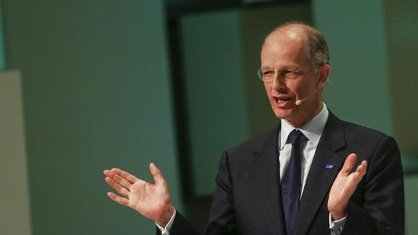 BASF CEO Bock to be replaced by his deputy Brudermueller
