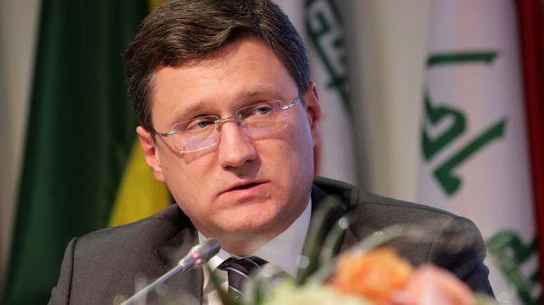نوفاك: توازن السوق شرط لمحادثات مفصلة حول الخروج من اتفاق خفض انتاج النفط