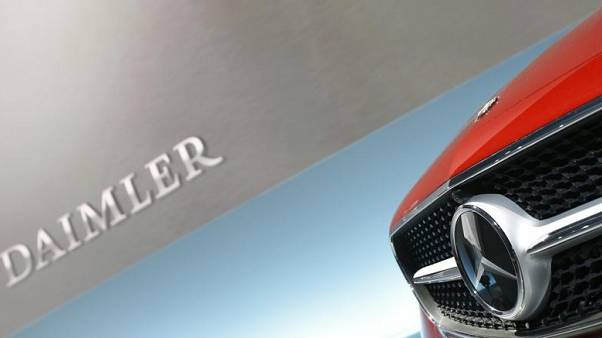Daimler buys majority stake in French car-ride app Chauffeur Prive
