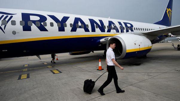 Irish strike threat recedes after Ryanair puts union pledge in writing - union