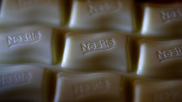 Nestle expects to sell U.S. confectionery business in first quarter