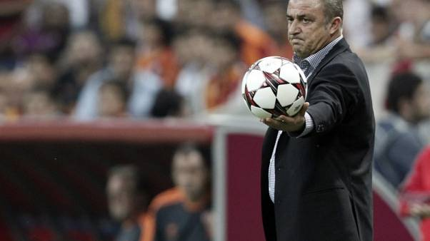 Terim in talks on becoming Galatasaray coach for fourth time