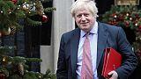 Boris Johnson à Moscou pour tenter d'amorcer une reprise du dialogue