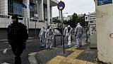 Grèce: explosion d'une bombe devant un tribunal d'Athènes, pas de victime