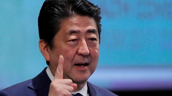 الحكومة اليابانية توافق على إنفاق قياسي بقيمة 860 مليار دولار في 2018-2019