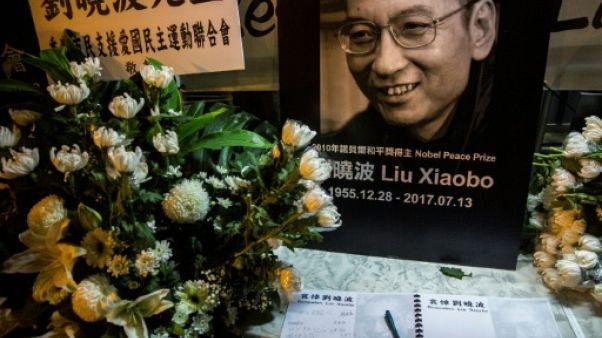 Chine: un artiste et son épouse française injoignables après un hommage au Nobel Liu Xiaobo