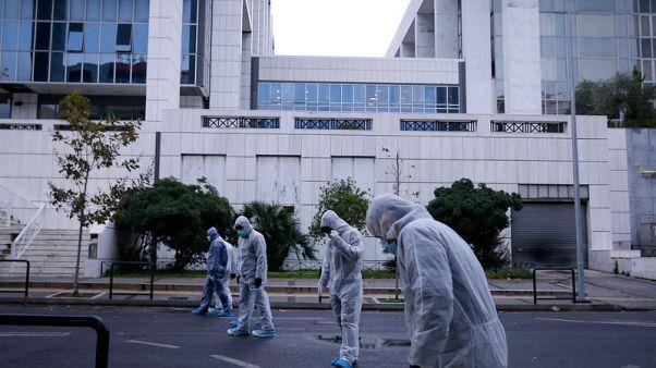 انفجار محدود خارج محكمة في أثينا ولا أنباء عن إصابات