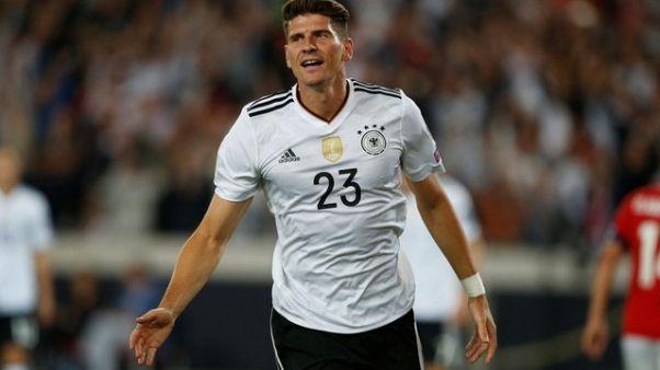 Striker Gomez returns to 'home' club VfB Stuttgart