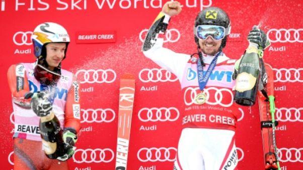 Ski: encore un duel Kristoffersen/Hirsche à Madonna di Campiglio
