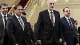 Syrie : Russie, Turquie et Iran veulent réunir régime et rebelles fin janvier