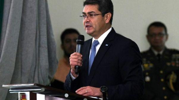 Honduras: les Etats-Unis félicitent Hernandez pour sa réélection