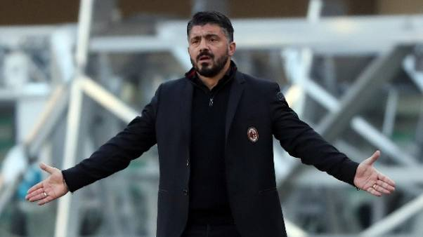Gattuso: Ritiro del Milan? Era il minimo