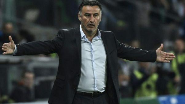 Lille: Christophe Galtier futur entraîneur
