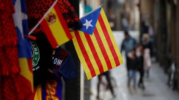 الأسهم الأسبانية تهوي بعد فوز الانفصاليين في انتخابات قطالونيا