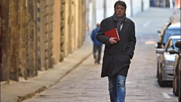 Renzi, sarà campagna 'corpo a corpo'