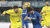 Serie A: Chievo-Bologna 2-3