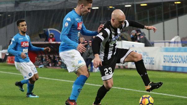 Udinese con Hallfredsson fino al 2020