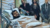 U.S. judge orders accused New York bomber detained ahead of trial