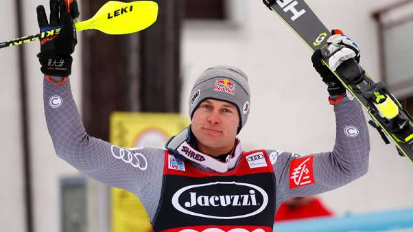 Pinturault hits back to win another combined race