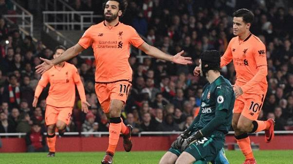 Premier: Arsenal-Liverpool 3-3