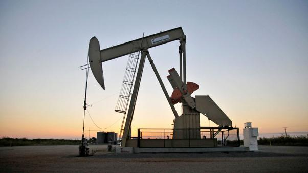 U.S. crude ends year above $60 on strong global oil demand