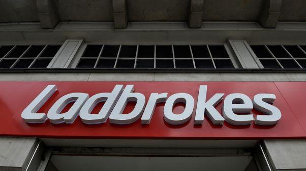 British gambling firm GVC seals Ladbrokes takeover