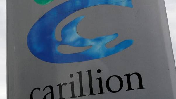 Carillion says refinancing talks 'progressing well'