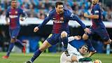 Suarez and Messi settle 'Clasico' as Barca race 14 points clear