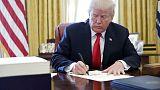 محكمة: يجب عدم سريان قرار ترامب بشأن حظر السفر على الأشخاص الذين لهم صلة قوية بأمريكا