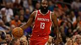 NBA: Houston tombe encore, contre les Clippers