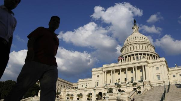 Stop-gap bill unveiled to fund U.S. government until Jan. 19