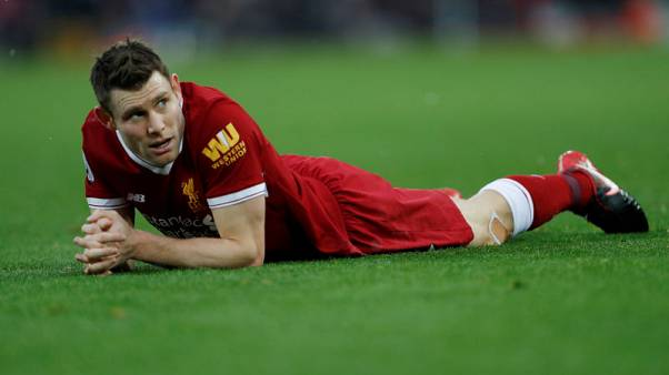 Milner urges Liverpool to become 'more boring' after Arsenal draw