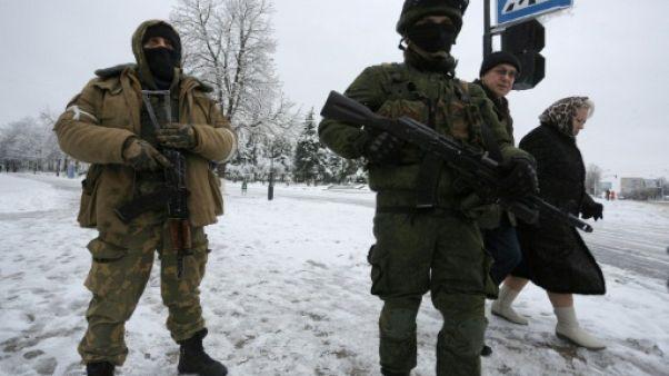 """Ukraine: Moscou accuse Washington d'encourager un """"nouveau bain de sang"""""""
