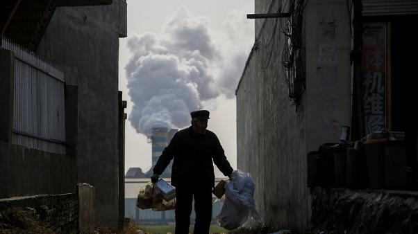 China's industrial heartland struggles in Beijing's fight against smog