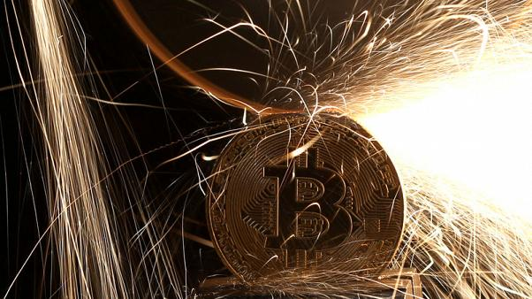 Cryptocurrency stocks holding gains despite bitcoin pullback