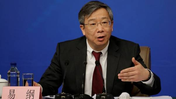 China needs to continue reducing financial leverage - central bank deputy governor