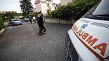 Soccorritore molesta bimba in ambulanza