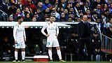 """Real-Barça: """"C'est un moment critique pour nous"""" estime Zidane"""