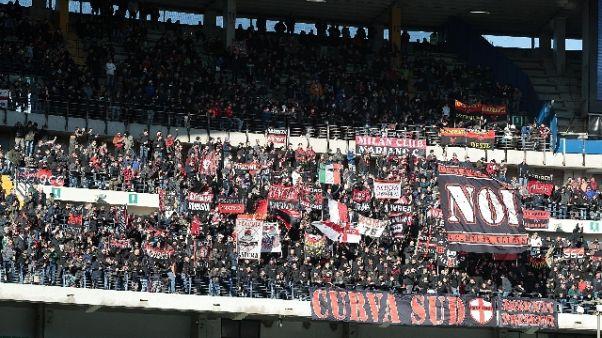 Abbiati, oggi finisce ritiro Milan
