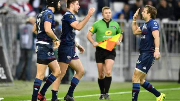 Top 14: l'UBB de Brunel tombe le leader La Rochelle, Agen se donne de l'air