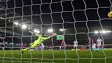 Managerless Swansea come from behind to hold Palace