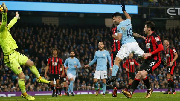 Dominant Manchester City make it 17 in a row