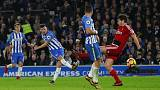 Gross scorcher gives Brighton 1-0 win over Watford