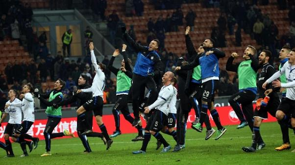 Gasperini, con Milan un grande successo