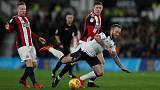 Derby fail to gain ground at top of Championship after draw