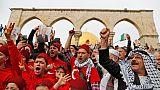 """Israël: trois Turcs relâchés après un """"incident"""" à Jérusalem"""